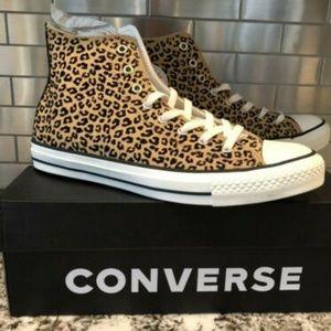 Converse Chuck Taylor All Star Hi Top Leopard